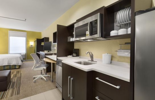 Hotelbar Home2 Suites by Hilton Houston Pasadena