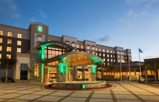 Exterior view Embassy Suites by Hilton McAllen Convention Center