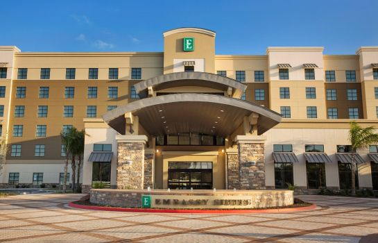 Widok zewnętrzny Embassy Suites by Hilton McAllen Convention Center