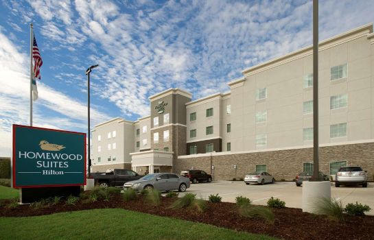 Vista esterna Homewood Suites by Hilton Metairie New Orleans