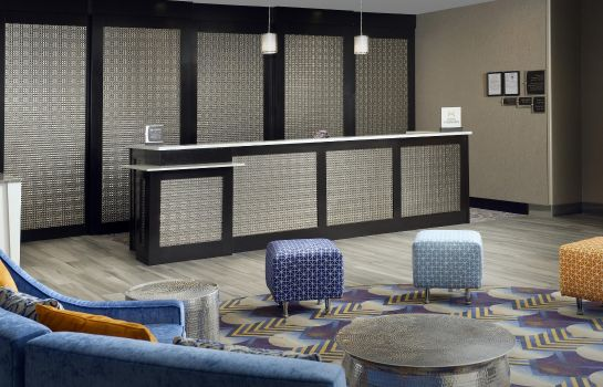 Hol hotelowy Homewood Suites by Hilton Metairie New Orleans