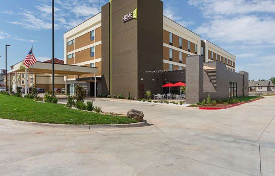 Außenansicht Home2 Suites By Hilton Oklahoma City Yukon