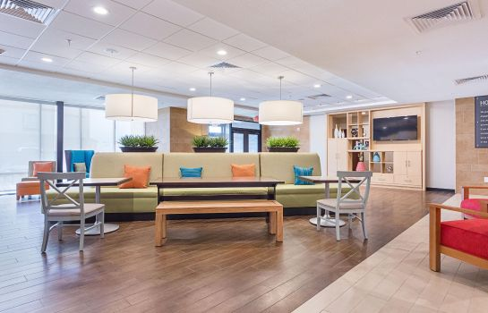 Hotelhalle Home2 Suites By Hilton Oklahoma City Yukon