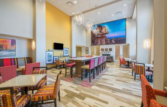 Restaurant Hampton Inn - Suites Phoenix East Mesa AZ