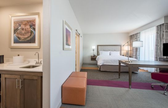 Suite Hampton Inn - Suites Phoenix East Mesa AZ