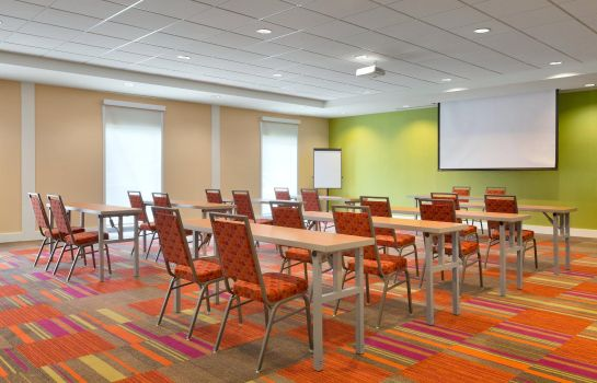Conference room Home2 Suites by Hilton Cartersville