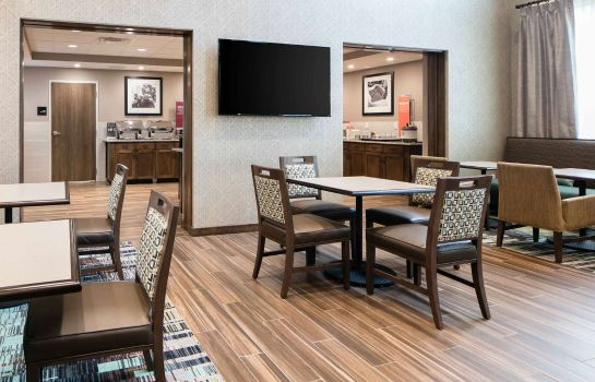 Restaurante Hampton Inn - Suites-Hudson WI
