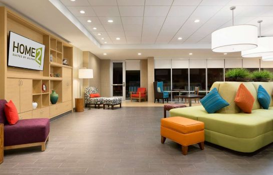 Hotelhalle Home2 Suites by Hilton Stillwater