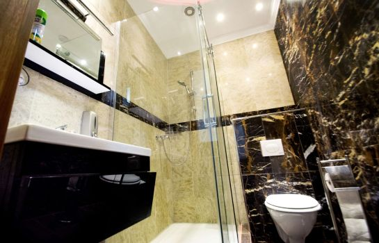 Bagno in camera Hotel C&S