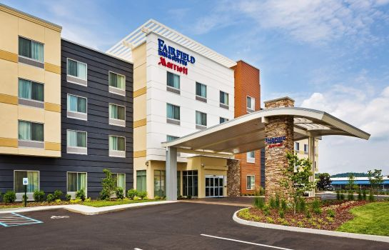 Exterior view Fairfield Inn & Suites Johnson City