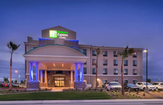 Buitenaanzicht Holiday Inn Express & Suites BAKERSFIELD AIRPORT