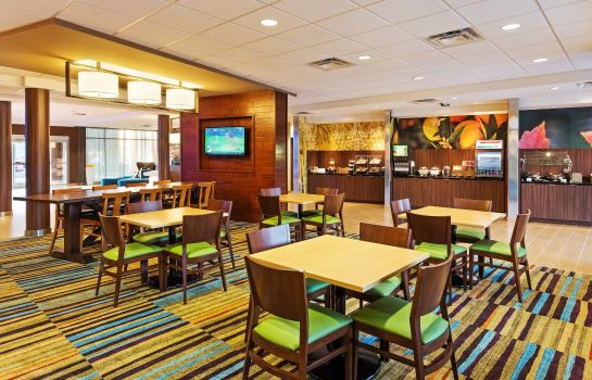 Restauracja Fairfield Inn & Suites Johnson City
