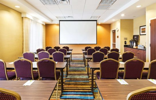 Sala konferencyjna Fairfield Inn & Suites Johnson City