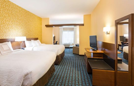 Kamers Fairfield Inn & Suites Johnson City