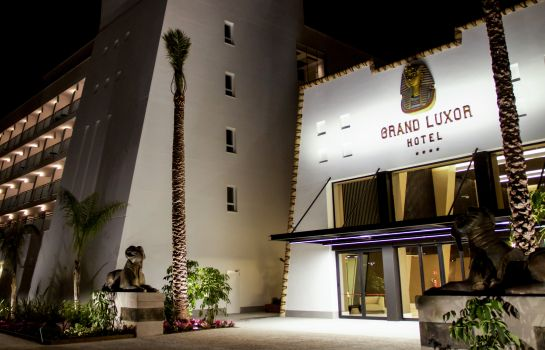 Picture Grand Luxor Hotel Includes Terra Mítica® Theme Park Tickets