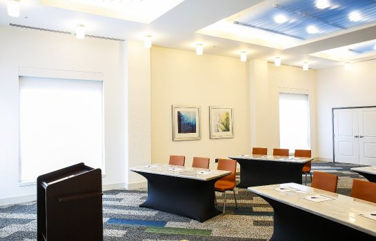 Sala konferencyjna Holiday Inn Express & Suites LOUISVILLE DOWNTOWN