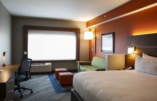 Zimmer Holiday Inn Express & Suites LOUISVILLE DOWNTOWN