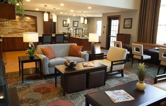 Hol hotelowy Staybridge Suites BALTIMORE - INNER HARBOR