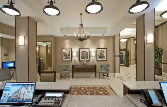 Hotelhalle Staybridge Suites BALTIMORE - INNER HARBOR