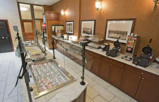 Restaurant Staybridge Suites BALTIMORE - INNER HARBOR