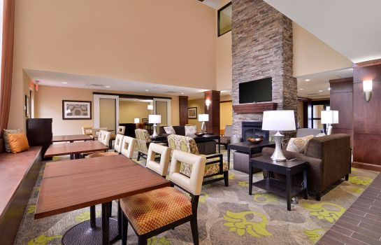 Vestíbulo del hotel Staybridge Suites TOMBALL - SPRING AREA