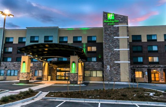 Widok zewnętrzny Holiday Inn & Suites DENVER TECH CENTER-CENTENNIAL