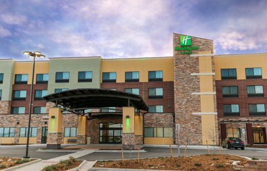 Vista exterior Holiday Inn & Suites DENVER TECH CENTER-CENTENNIAL