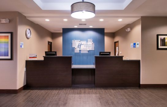 Hotelhal Holiday Inn Express & Suites BAKERSFIELD AIRPORT