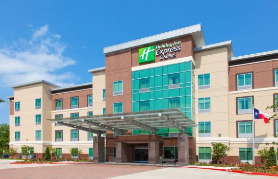 Exterior view Holiday Inn Express & Suites HOUSTON S - MEDICAL CTR AREA
