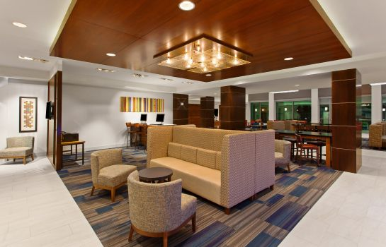 Lobby Holiday Inn Express & Suites HOUSTON S - MEDICAL CTR AREA