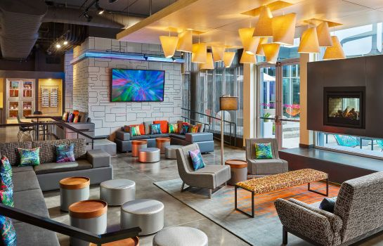 Restaurante Aloft Austin Northwest