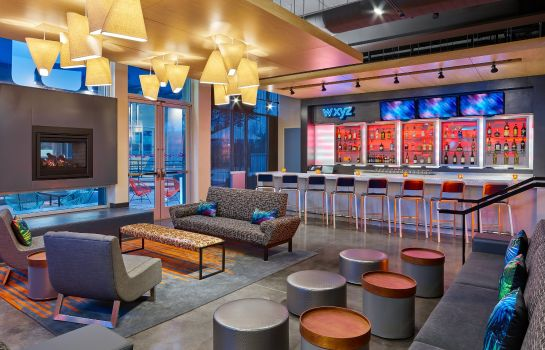 Restaurant Aloft Austin Northwest