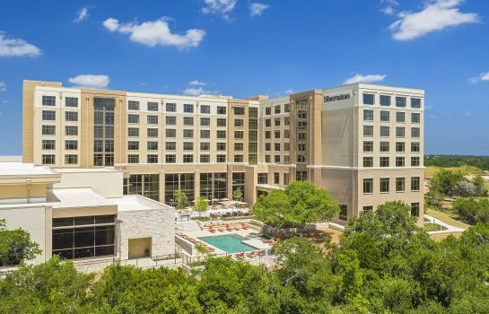 Exterior view Sheraton Austin Georgetown Hotel & Conference Center