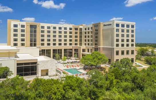 Vista exterior Sheraton Austin Georgetown Hotel & Conference Center