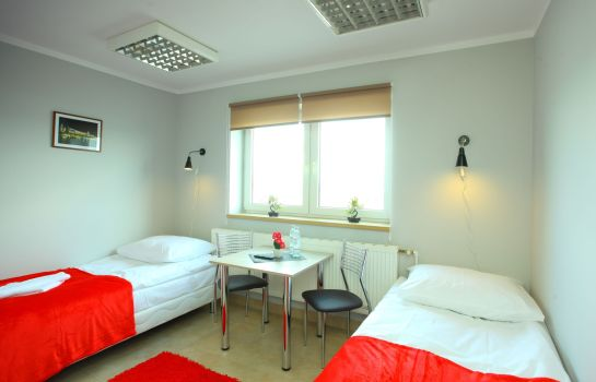 Double room (standard) Bazar Hostel