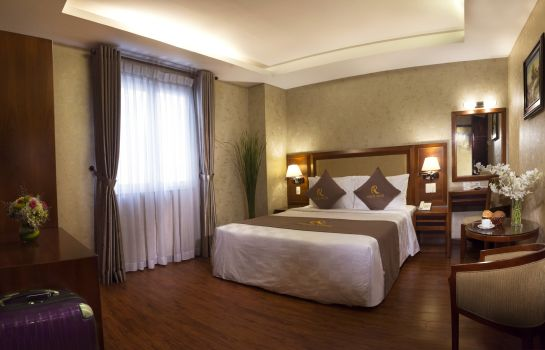 Chambre double (confort) Aristo Hotel