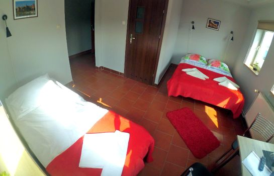 Triple room Bazar Hostel