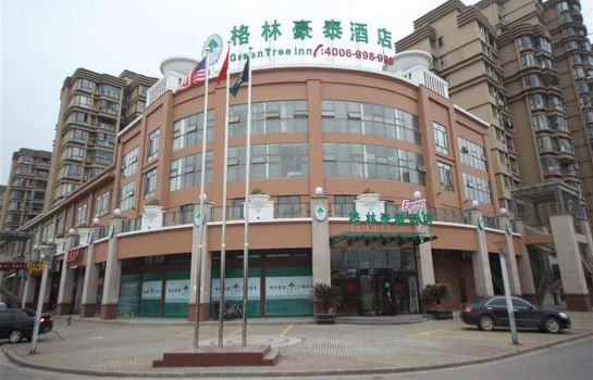 Außenansicht GreenTree Inn South Yangtze River Road University (Domestic only)