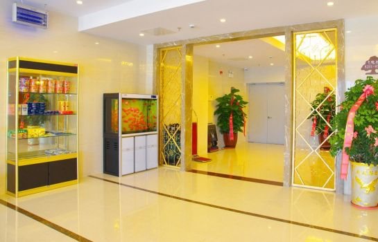 Hol hotelowy GreenTree Inn East DongFang Road (Domestic only)