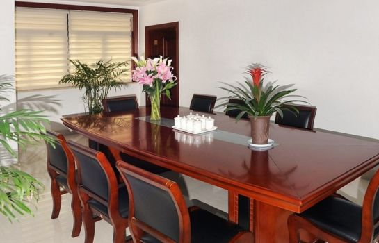 Sala konferencyjna GreenTree Inn Changzhou Hutang Textile City (Domestic only)