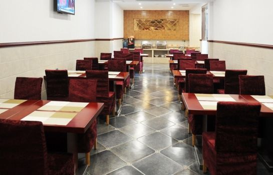 Restauracja GreenTree Inn Changzhou Hutang Textile City (Domestic only)