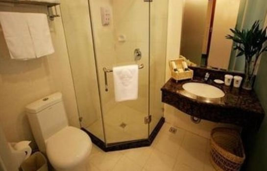 Cuarto de baño GreenTree Alliance West Renmin Road (Domestic only)