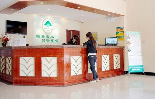 Hall GreenTree Inn Middle Renming Road Dongjing (Domestic only)