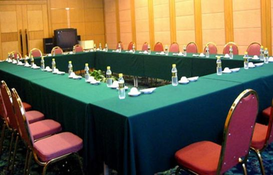 Besprechungszimmer GreenTree Inn Shou West Lake Business Hotel (Domestic only)