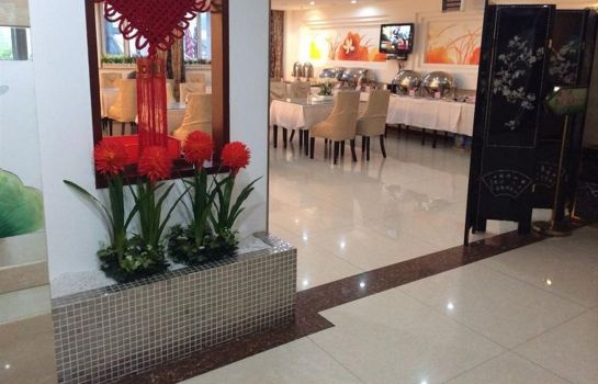 Restaurant GreenTree Inn Shou West Lake Business Hotel (Domestic only)