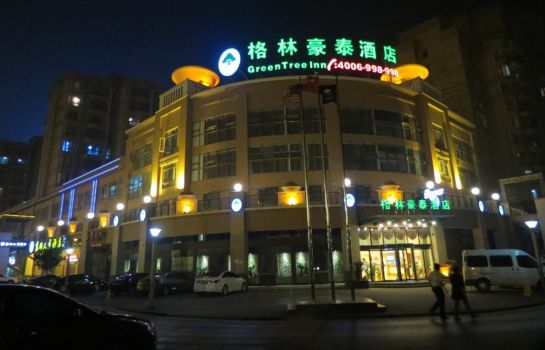 Vista esterna GreenTree Inn South Yangtze River Road University (Domestic only)