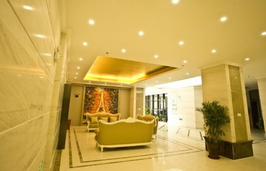 Hotelhalle GreenTree Inn Jiangyang(E)Road Zhongxin Building (Domestic only)