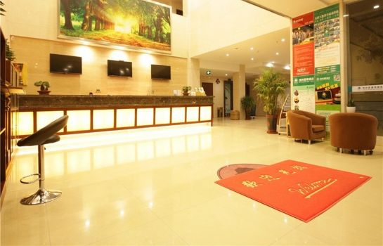 Empfang GreenTree Inn Market West KaiFa Road Express (Domestic only)