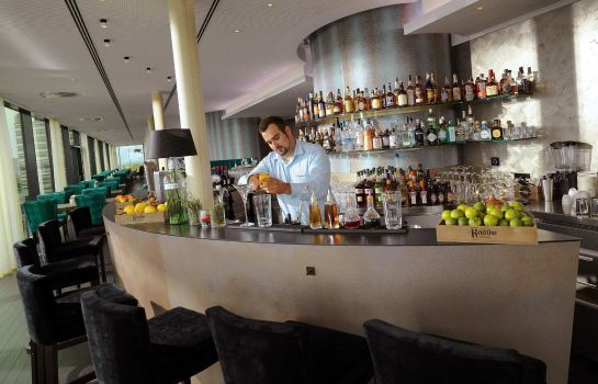 Hotel-Bar Bonn Marriott World Conference Hotel
