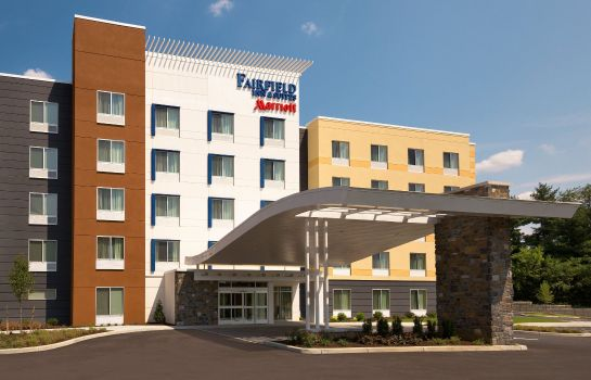 Vista esterna Fairfield Inn & Suites Lancaster East at The Outlets